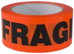 Fragile Tape - Platinum Removals