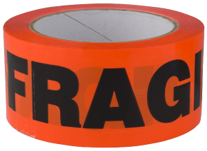 Fragile Tape Platinum Removals
